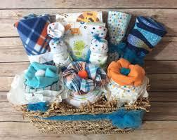 baby gift basket etsy