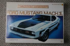 mustang kit car for sale 1 12 scale otaki mustang plastic model