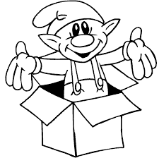 elf coloring pages 96 additional free colouring pages