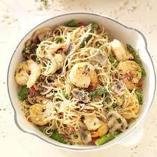 Ina Garten Shrimp Shrimp Pasta Primavera Recipe Taste Of Home