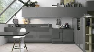 cuisine et grise idée déco cuisine grise pour une ambiance harmonieuse