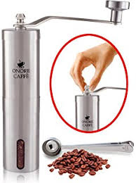 How To Make A Coffee Grinder Amazon Com Eze Hand Burr Coffee Grinder Most Consistent Hand