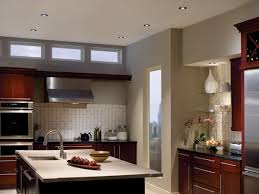 Kitchen Ceiling Lighting Design Recessed Kitchen Lighting U2013 Home Design And Decorating