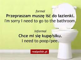 I Have To Go To The Bathroom I Need Go To The Bathroom Learn Polish Phrases Youtube