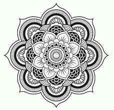 printable 33 lotus flower mandala coloring pages 5554 lotus