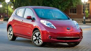 nissan leaf price in india trump u0027s deregulation could kill noise rule for evs and hybrids