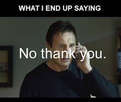 Liam Neeson Meme - liam neeson takes on telemarketers craveonline