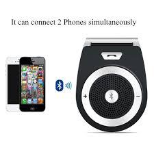 motion l wireless speaker bluetooth car kit handsfree aigital wireless motion auto power on