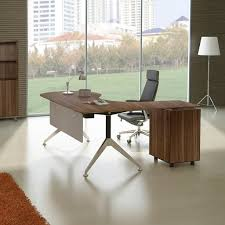 Executive Office Desk With Return Unique Furniture