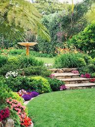 Best Flower Garden Ideas Images On Pinterest Flower - Designing a backyard garden