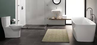 lyndon contemporary bathroom collection from dxv