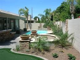 tropical landscape design arizona backyard landscape design ideas