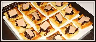 canap foie gras gourmandista canapés de foie gras et sa confiture d oignon