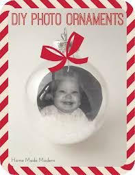 how to make personalized ornaments home made modern