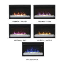 classicflame 26 in contemporary spectrafire plus infrared