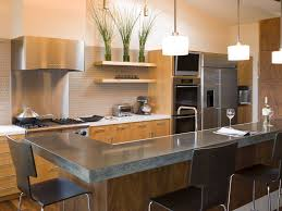 modern kitchen countertops contemporary kitchen with concrete counters by alan ohashi