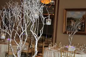 tree centerpiece manzanita tree centerpieces the party place li the party