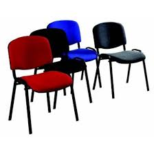 chaise visiteur bureau siège visiteur chaise simple de bureau rayonor