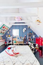 Kids Playroom Rugs by Marvelous Kids Playroom In Attic Ideas Featuring Graceful Wooden