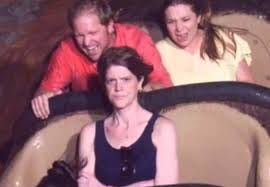 Annoyed Girl Meme - woman from angry splash mountain meme speaks out