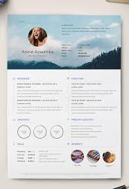 Minimalist Resume 7 Free Editable Minimalist Resume Cv In Adobe Illustrator And