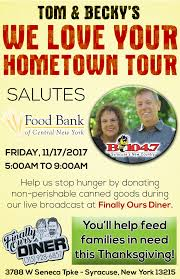 food bank of central new york can drive nov 17 2017 finally