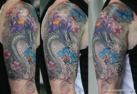 tattoo sleeve shoulder color ink freakz inkfreakz