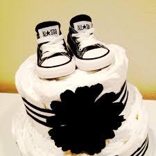Crafty Make A Diaper Cake Four Eyed Girlie