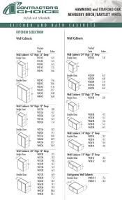 contractor u0027s choice product specifications
