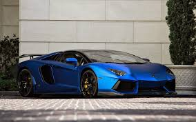 car lamborghini blue lamborghini aventador lp700 4 roadster matte blue world car