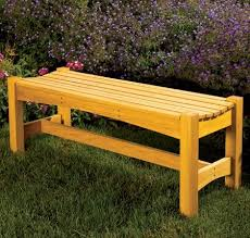 Diy Wooden Garden Bench by 110 Best Garden Bench Plans Images On Pinterest Garden Benches