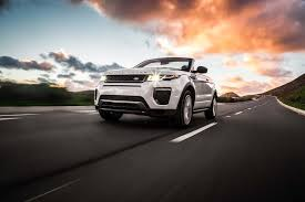 evoque land rover convertible 2017 range rover evoque convertible first test it u0027s cool but