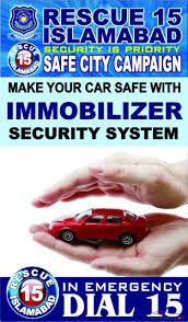 car safety campaign and anti theft devices recomended by