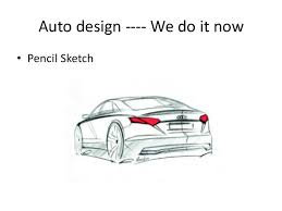 auto design mechanical design pattern introduction