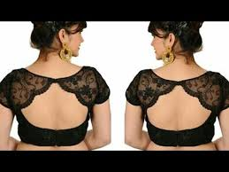 pattern of net blouse net blouse back design for net sarees net blouse design youtube