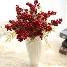 artificial berries christmas decorations online artificial