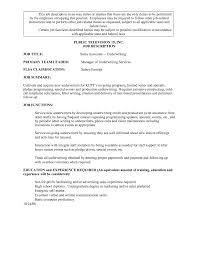 Job Description Of Sales Associate For Resume by Retail Job Resume Sales Associate Retail Sales Associate Resume