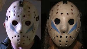 jason mask halloween how to make a friday the 13th part 5 jason mask diy painting