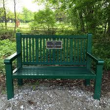 park bench u2013 leaf
