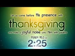 thanksgiving verses countdown centerline new media worshiphouse