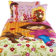 Bedding Sets Full For Girls by Beautiful Bedding Sets For Girls With Dora The Explorer Nytexas