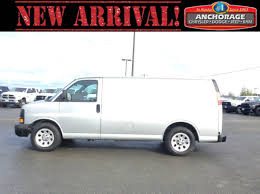 chevrolet express van in alaska for sale used cars on buysellsearch