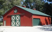 Steel Pole Barn Pole Barns Metal U0026 Steel Pole Buildings Lester Buildings