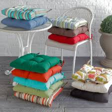 kitchen chair cushions with ties outdoor furniture seat pad