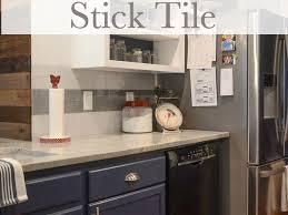 peel and stick kitchen backsplash tiles kitchen cabinet classy peel and stick backsplash tile