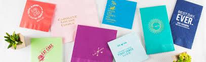 astounding custom printed napkins logo 31 about remodel logo ideas