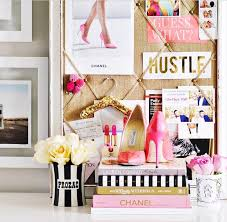 Girly Office Desk Accessories 76 Best Study Images On Pinterest Office Spaces Chic Cubicle