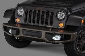 led lights for jeep wrangler mopar led fog ls for 13 18 jeep wrangler jk with mopar 10th