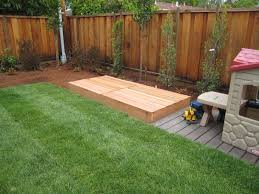 Backyard Seating Ideas by Backyard Sandbox Design And Ideas Of House