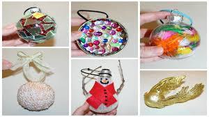 christmas img homemade christmas ornaments diy handmade holiday